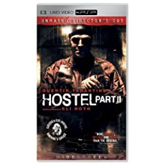 Hostel Part II [UMD for PSP]