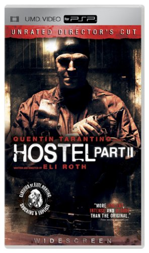 Hostel Part II [UMD for PSP]