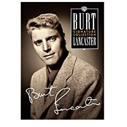 Burt Lancaster - The Signature Collection (The Flame and the Arrow / Jim Thorpe All-American / His Majesty O'Keefe / South Sea Woman / Executive Action)