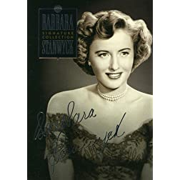 Barbara Stanwyck - The Signature Collection (Annie Oakley / East Side, West Side / My Reputation / Executive Suite / Jeopardy / To Please a Lady)