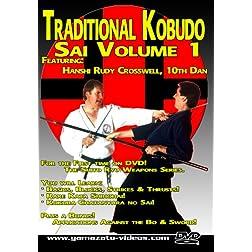 Traditional Kobudo - Sai Volume 1