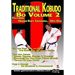 Traditional Kobudo - Bo Volume 2