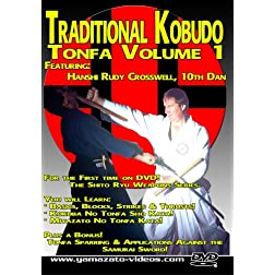 Traditional Kobudo - Tonfa Volume 1