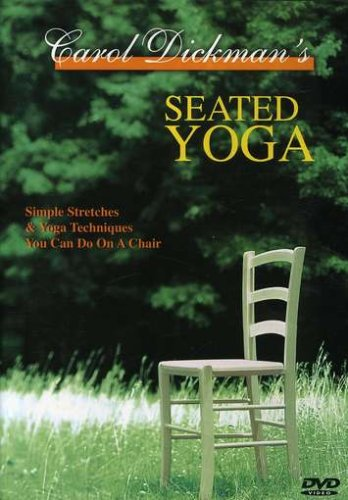 Carol Dickmans Seated Yoga