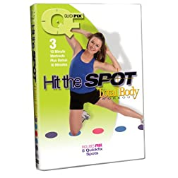 Quick Fix: Hit the Spot Total Body Workout