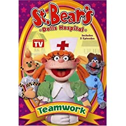 St Bear's Dolls Hospital: Teamwork