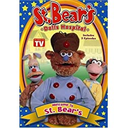St Bear's Dolls Hospital: Welcome to St Bear's