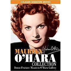 Maureen O'Hara Collection