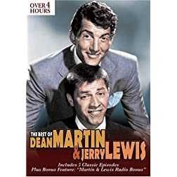 Best of Dean Martin and Jerry Lewis