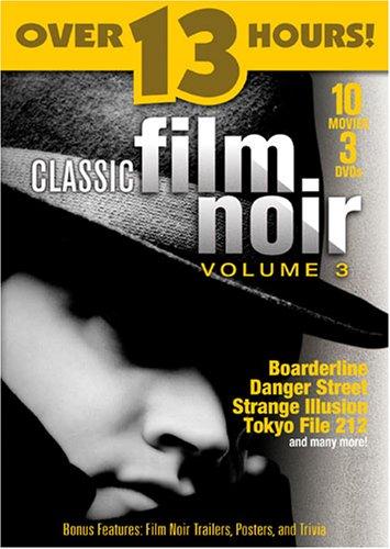 Classic Film Noir, Vol. 3