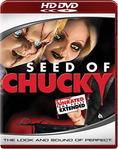 Seed of Chucky [HD DVD]