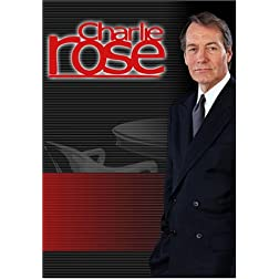 Charlie Rose - Rove Resignation/Markos Moulitsas/Anthony Cordesman  (August 13, 2007)