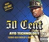 album art to Ayo Technology (feat. Justin Timberlake & Timbaland)