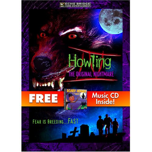 Howling IV: The Original Nightmare with Bonus CD