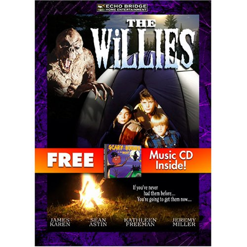 The Willies with Bonus CD