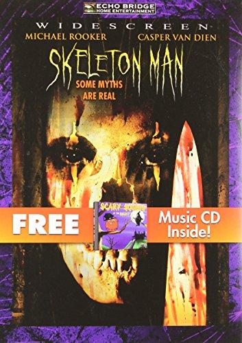 Skeleton Man with Bonus CD