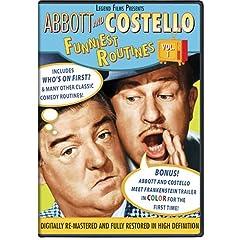 Abbott & Costello: Funniest Routines - Vol. 1