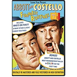 Abbott & Costello: Funniest Routines - Vol. 1