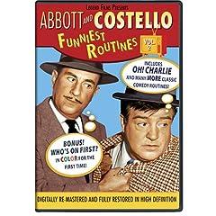 Abbott & Costello: Funniest Routines - Vol. 2