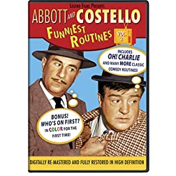 Abbott & Costello: Funniest Routines - Vol. 2