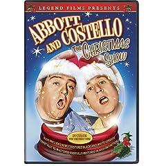 Abbott & Costello - Christmas Show