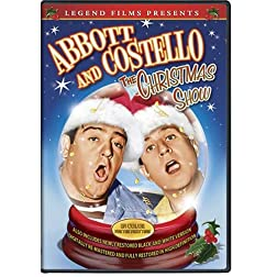 Abbott & Costello - Christmas Show