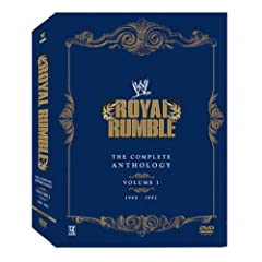 WWE: Royal Rumble Anthology - Vol. 1