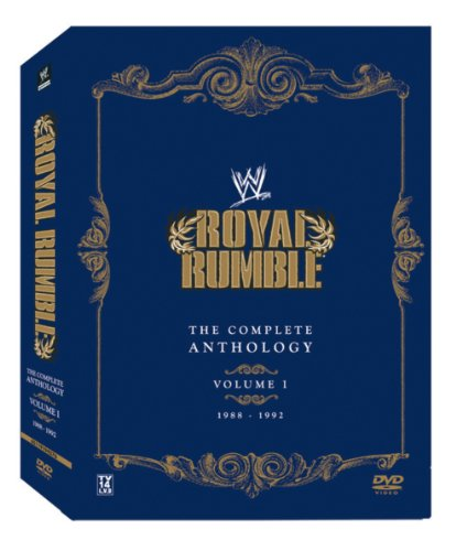 WWE: Royal Rumble Anthology - Vol. 1