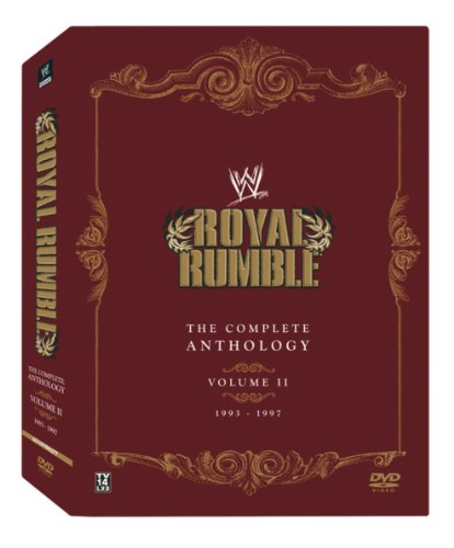 WWE: Royal Rumble Anthology - Vol. 2