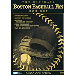 Red Sox Fan Box Set