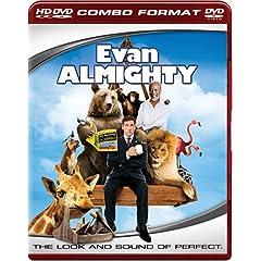 Evan Almighty [HD DVD]