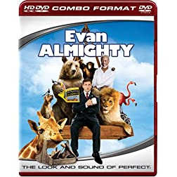 Evan Almighty [HD DVD]
