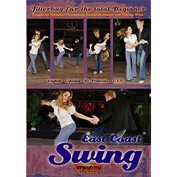 East Coast Swing!  Jitterbug for the total beginner