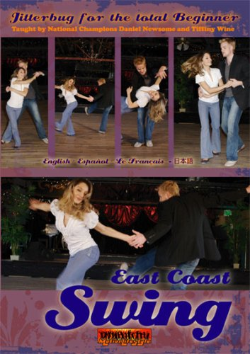 East Coast Swing!  Jitterbug for the total beginner