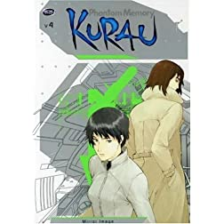Kurau Phantom Memory, Vol. 4: Mirror Image