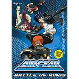 Air Gear, Vol. 5: A Battle of Kings