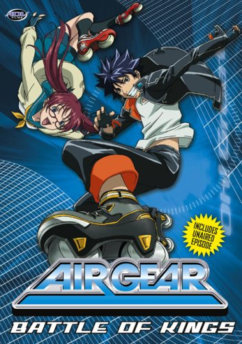 Air Gear, Vol. 5: A Battle of Kings