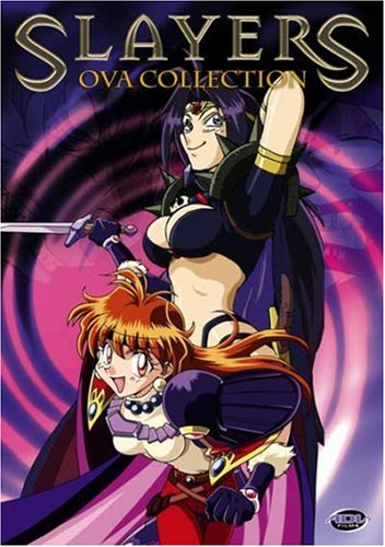 Slayers Collection, Vol. 2: OVA Collection