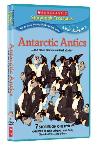 Antarctic Antics... and More Hilarious Animal Stories (Scholastic Storybook Treasures)