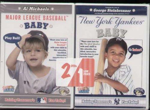 Team Baby: MLB Baby/Yankee Baby
