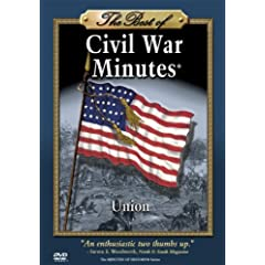 The Best of CIVIL WAR MINUTES - Union DVD