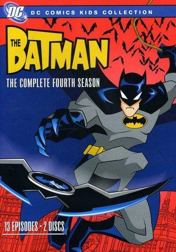 The Batman - The Complete Fourth Season (DC Comics Kids Collection)