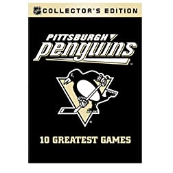 NHL - Pittsburgh Penguins - 10 Greatest Games