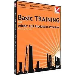 Basic Training for Adobe CS3 Production Premium