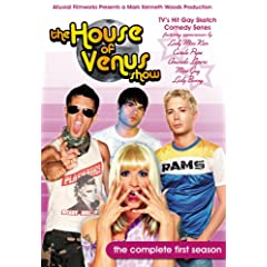 The House of Venus Show - the complete first season