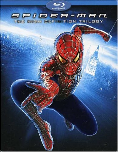 Spider-Man - The High Definition Trilogy (Spider-Man / Spider-Man 2 / Spider-Man 3) [Blu-ray]