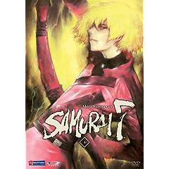 Samurai 7 - Vol. 4 - Battle for Kanna