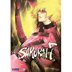 Samurai 7 - Vol. 4 - Battle for Kanna
