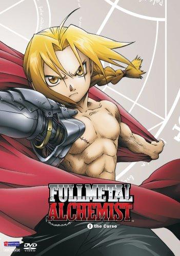 Fullmetal Alchemist - Vol. 1 - Curse