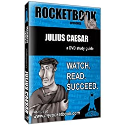 Rocketbooks: Julius Caesar - A Study Guide